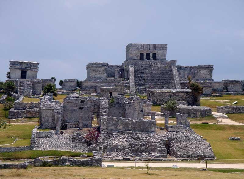 Quintana Roo, Riviera Maya, Tulum, Archeological Zone 1 - Photo by German Murillo-Echavarria 0406