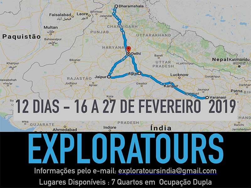 Exploratours Grupo 5 | Apresentação